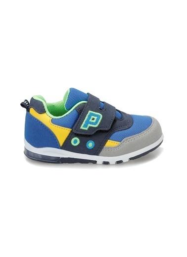Yellow Kids Spor Ayakkabı Mavi